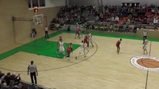 MBK Handlová - BC Prievidza (34. kolo Eurovia SBL 2016/2017)