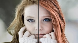 Tutorial Photoshop CS6 - Color Editing with Camera Raw