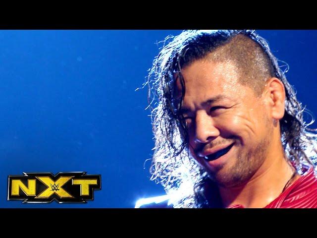 Relive NXT Champion Bobby Roode vs. Shinshuke Nakamura at TakeOver:Orlando: WWE NXT, April 5, 2017