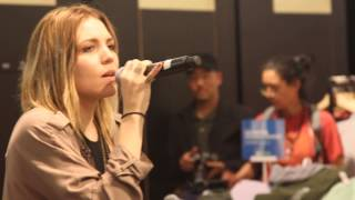 Skylar Grey Live At The Grove In L.A. - Love The Way You Lie