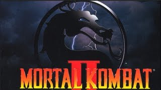 Watch me suck at: Mortal Kombat II (Old School Sunday)