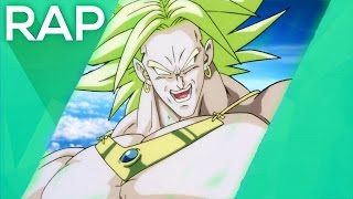 Rap de Broly (Dragon Ball Z) - Shisui :D - Rap tributo nº 9