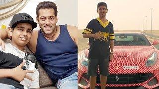 Salman Khan With Dubai