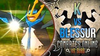 POKÉMON SOL & LUNA COMBATE ONLINE: K vs BLESSUR,