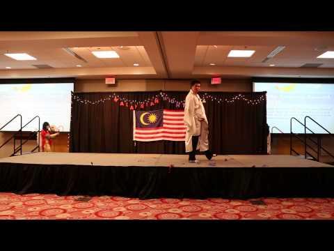 MASA OSU Cultural Night 2014 - Moon Fairy