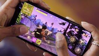 Fortnite Battle Royale: Mobile Reveal Trailer