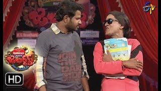 Hyper Aadi, Raijing Raju Performance | Jabardasth | 9th November 2017 | ETV  Telugu