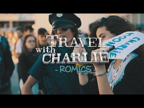 ARRESTATA AL ROMICS, EPICO FINITO MALE - Romics Aprile 2017 Aftermovie - w/TantaGente