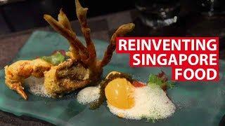 Reinventing Singapore Food | Food Heroes | CNA Insider