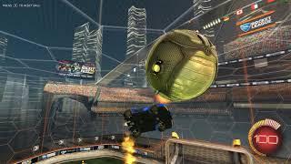 Rocket League Clips #6 (Featuring two new mechanics!)