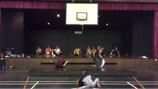 MIS teacher dance practice