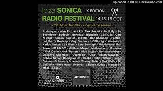 Guy Gerber @ Ibiza Sonica Radio Festival 2017 - 15-Oct-2017