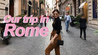 What we did in Rome by Alex Gonzaga