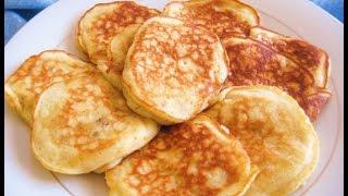 Banana Pancakes || Home Made snacks Recipe