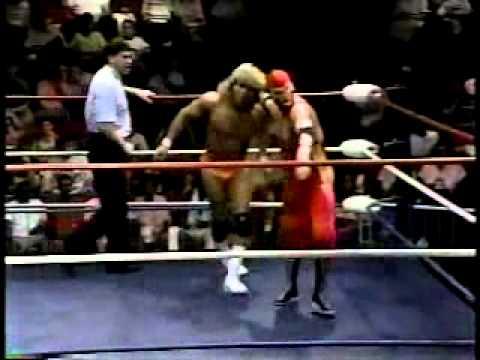 PH 9/8/89- Pillman vs Enforcer- WNN