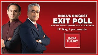 India Today's Exit Polls: 95% Accurate, 100% Reliable, Book Your Dates On May 19