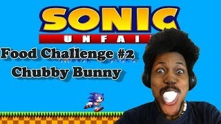 MARSHMALLOWS   Food Challenge #2   Sonic Unfair