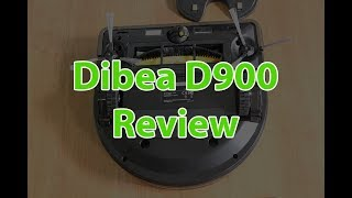 Dibea D900 Review & Cleaning Test