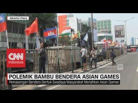 Xxx Mp4 Polemik Bambu Bendera Asian Games 3gp Sex