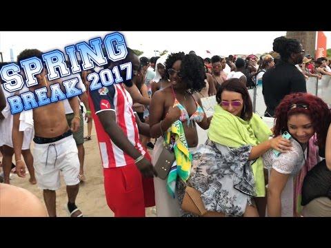 SPRING BREAK IN MIAMI SOUTH BEACH Duration 129 Min