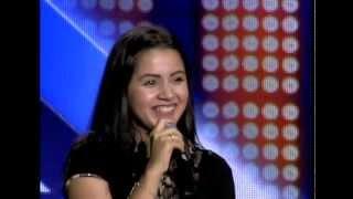 تجارب الأداء أسماء بسيط الصوت والحضور - The X Factor 2013