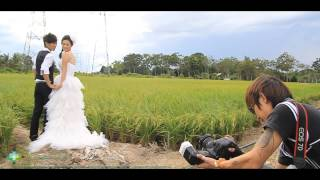 Wedding Photography & Videography Malaysia & Singapore - Behind the Scene - Kryptonite Entertainment