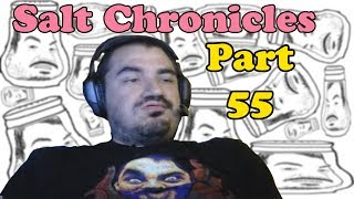 Kripp - Salt Compilation [Ep. 55] Drooling Topdecks and pro plays [Hearthstone, Un'goro]