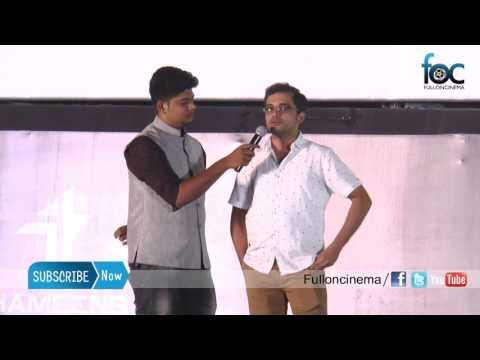 Bhuvan Srinivasan at IruMugan Audio Launch - Fulloncinema