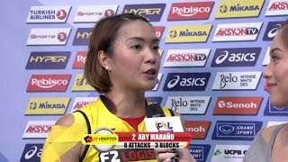 MATCH MVP: Aby Maraño | PSL All-Filipino Conference 2017