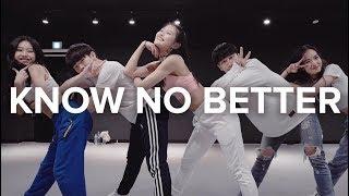 Know No Better - Major Lazer (feat. Travis Scott, Camila Cabello & Quavo) / Ara Cho Choreography