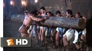 Hercules (5/12) Movie CLIP - One Against Eight (1983) HD
