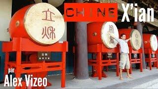 CHINE : visite mélomane de  X'IAN