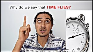"""Why do we think """"Time Flies""""?"""