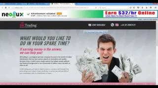 how to earn money online Neobux hindi ptc site Tips and Tricks  how to use neobux MP4 720p