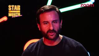 Saif Ali Khan Talks About Ranveer Singh & Gives Advice To Aspiring Actors | Star Of The Month