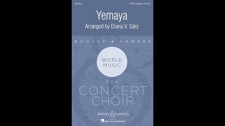 Yemaya - Arranged by Diana V. Sáez