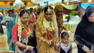 Indian Muslim Wedding Ashraf Nathira Wedding