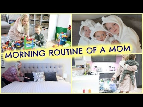 Xxx Mp4 MORNING ROUTINE WITH 3 KIDS MORNING ROUTINE OF A MUM MOM OF 3 EMILY NORRIS 3gp Sex
