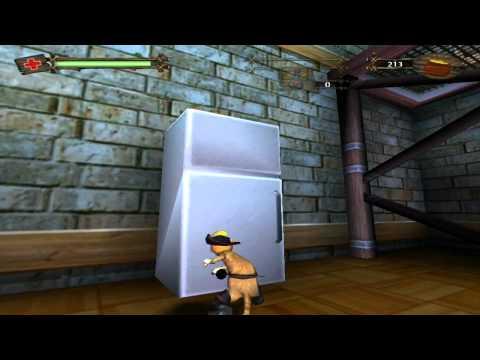 Shrek 2 Walkthrough part 4 HD