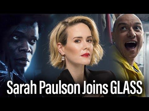 Xxx Mp4 Unbreakable Split Sequel GLASS Adds AHS Actress Sarah Paulson 3gp Sex