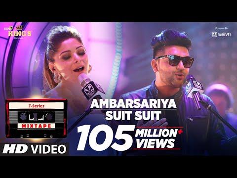AmbarsariyaSuit Song | T-Series Mixtape | Kanika Kapoor, Guru Randhawa | Bhushan Kumar