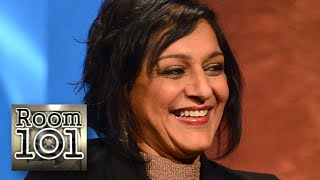 """Meera Syal is Driven Nuts By The Word """"Like"""" - Room 101"""