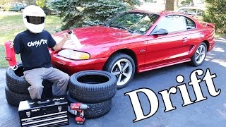 How to Get Your Car Ready for Drifting