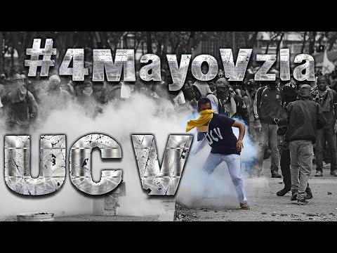 #4MayoVzla - UCV