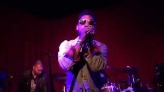 Miguel & The Roots - Arch N Point - Live @ The Hotel Cafe 2-3-15 in HD
