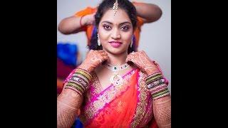 Telugu Marriage Video  Ramana + Vyshali wedding teaser
