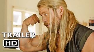 THOR 3 RAGNAROK NEW Official Teaser Trailer (2017) Marvel Superhero Movie