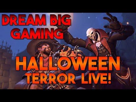 [PC] Overwatch Halloween Event LIVE!!!!