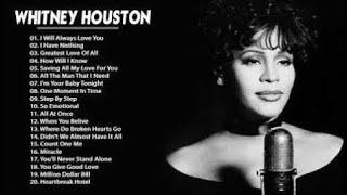Whitney Houston Greatest Hits Full Album - Best Of Whitney Houston Collection