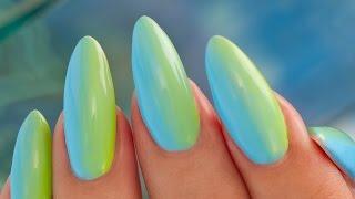 Gel Ombre Nail Art - NO Sponges